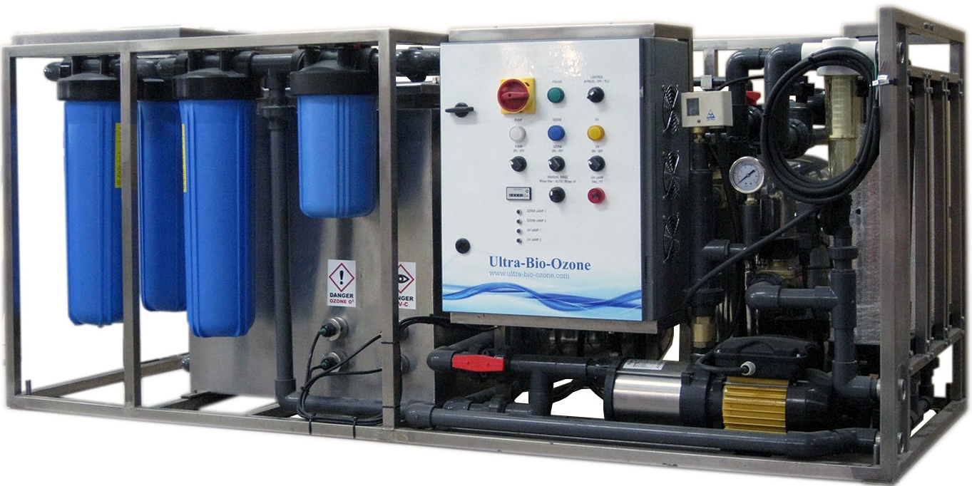 Ozonator Uv C Water Sterilizers Several Models For Water