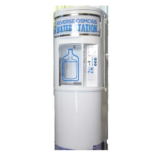 Systèmes de traitement d'eau professionnels